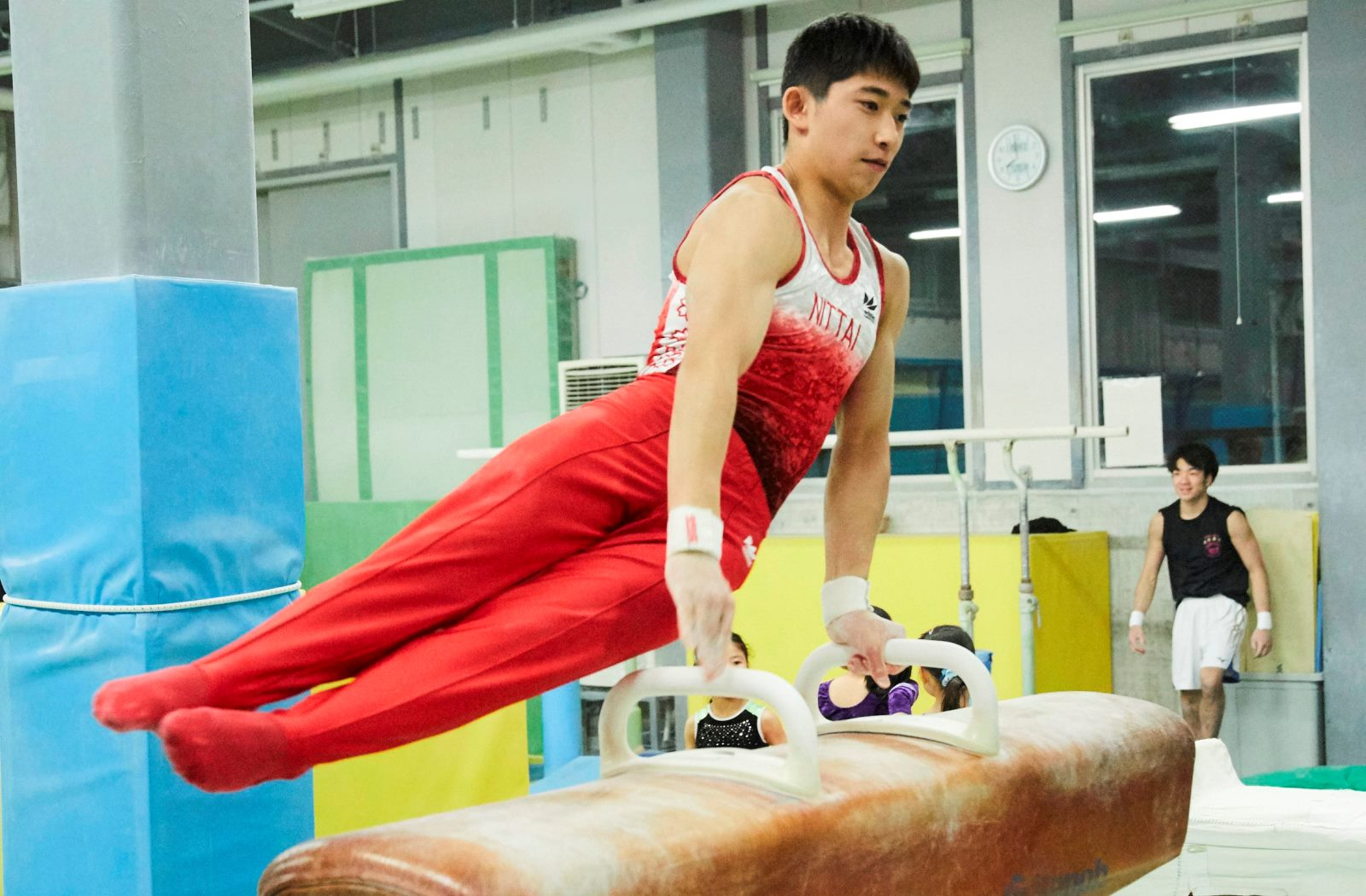 器械体操部 | 日本体育大学荏原高等学校