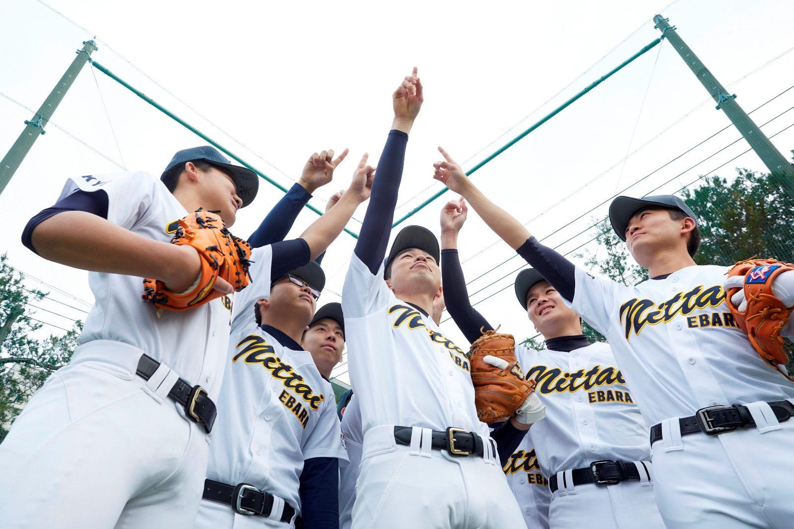 軟式野球部   日本体育大学荏原高等学校